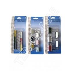 ΠΙΑΣΤΡΕΣ BLISTER 12-19mm, 6-25mm, 5-32mm